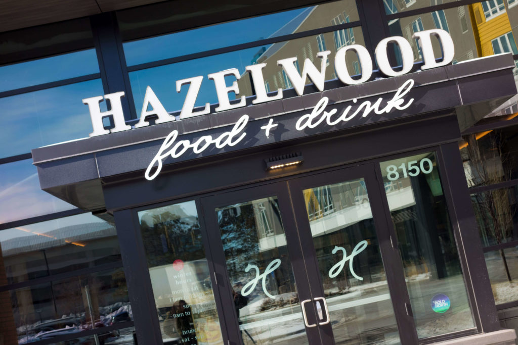 hazelwood food and drink Crystal Minnesota