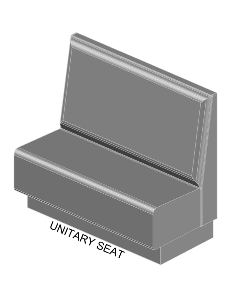 unitary seat Crystal Minnesota