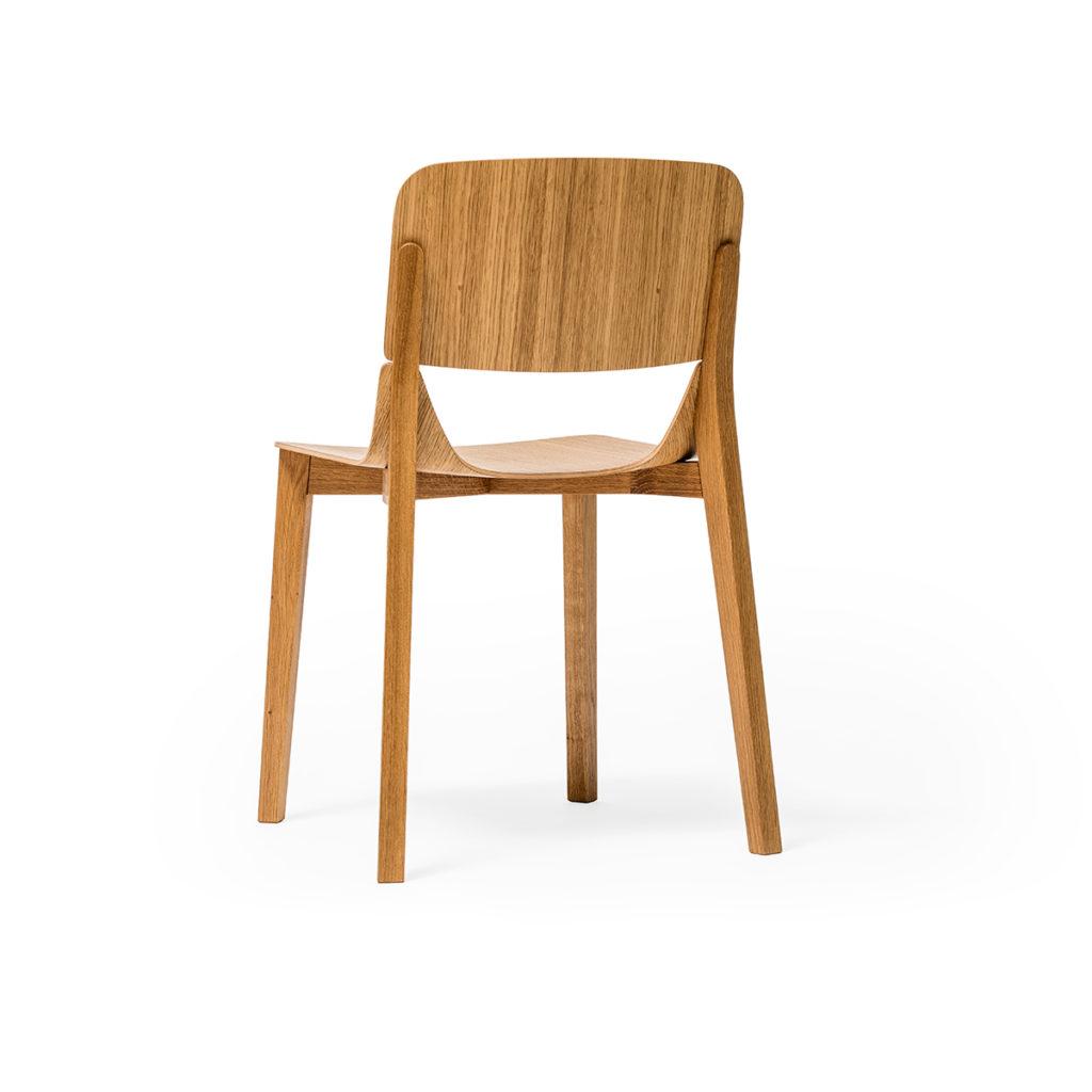 dark brown wood chair Crystal Minnesota
