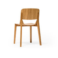 dark brown wood chair Crystal Minnesota