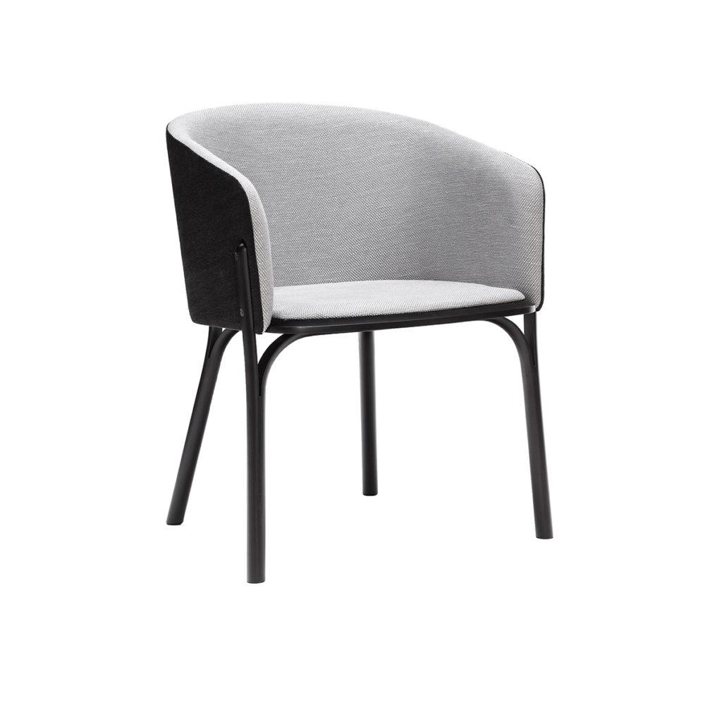 gray cloth chair Crystal Minnesota