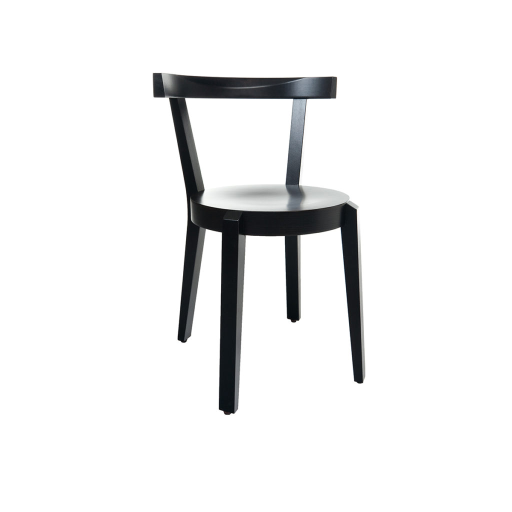 black no arm chair Crystal Minnesota