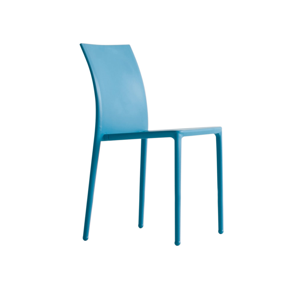 blue no arm chair Crystal Minnesota