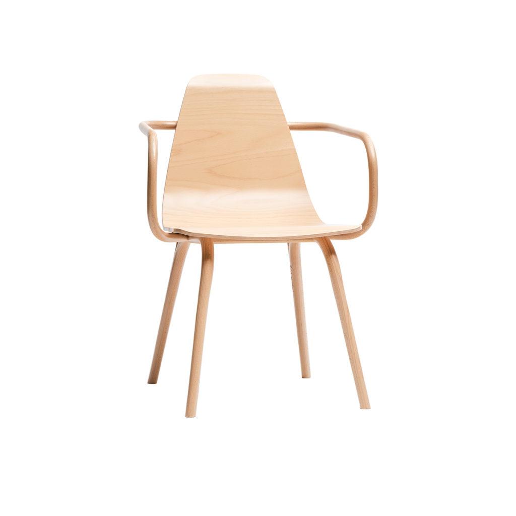 smooth wood chair Crystal Minnesota