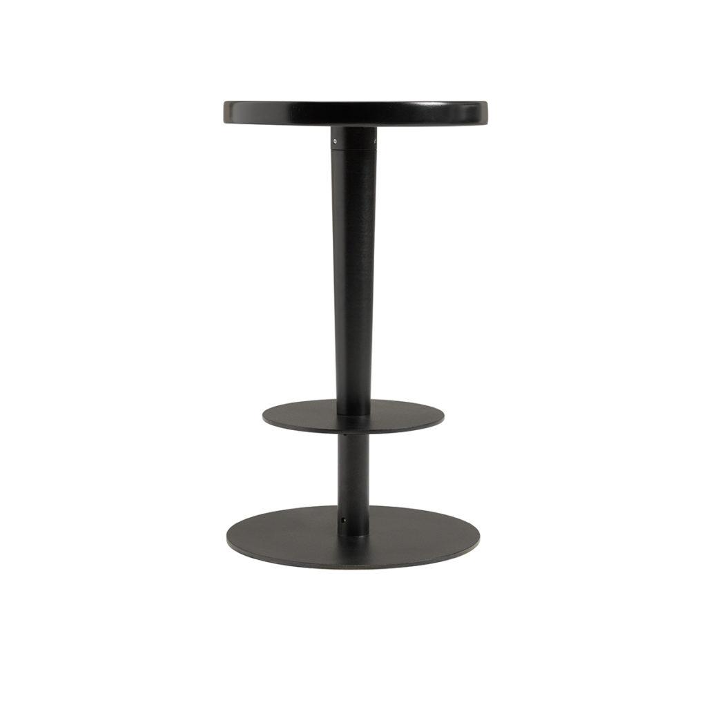 black metal stool Crystal Minnesota