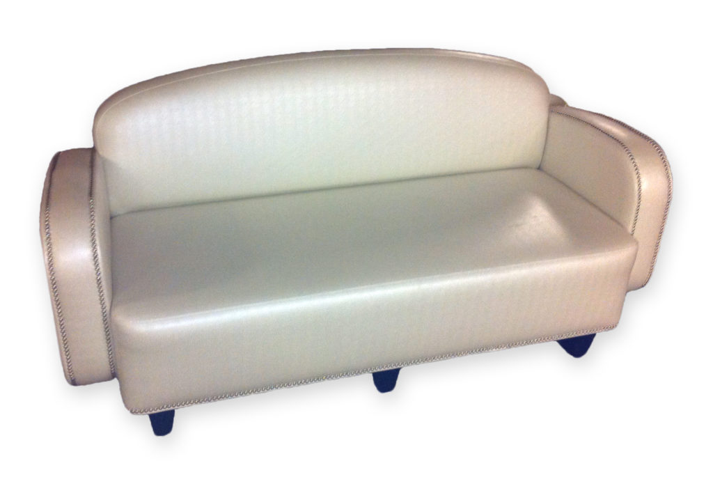 glossy silver couch Crystal Minnesota